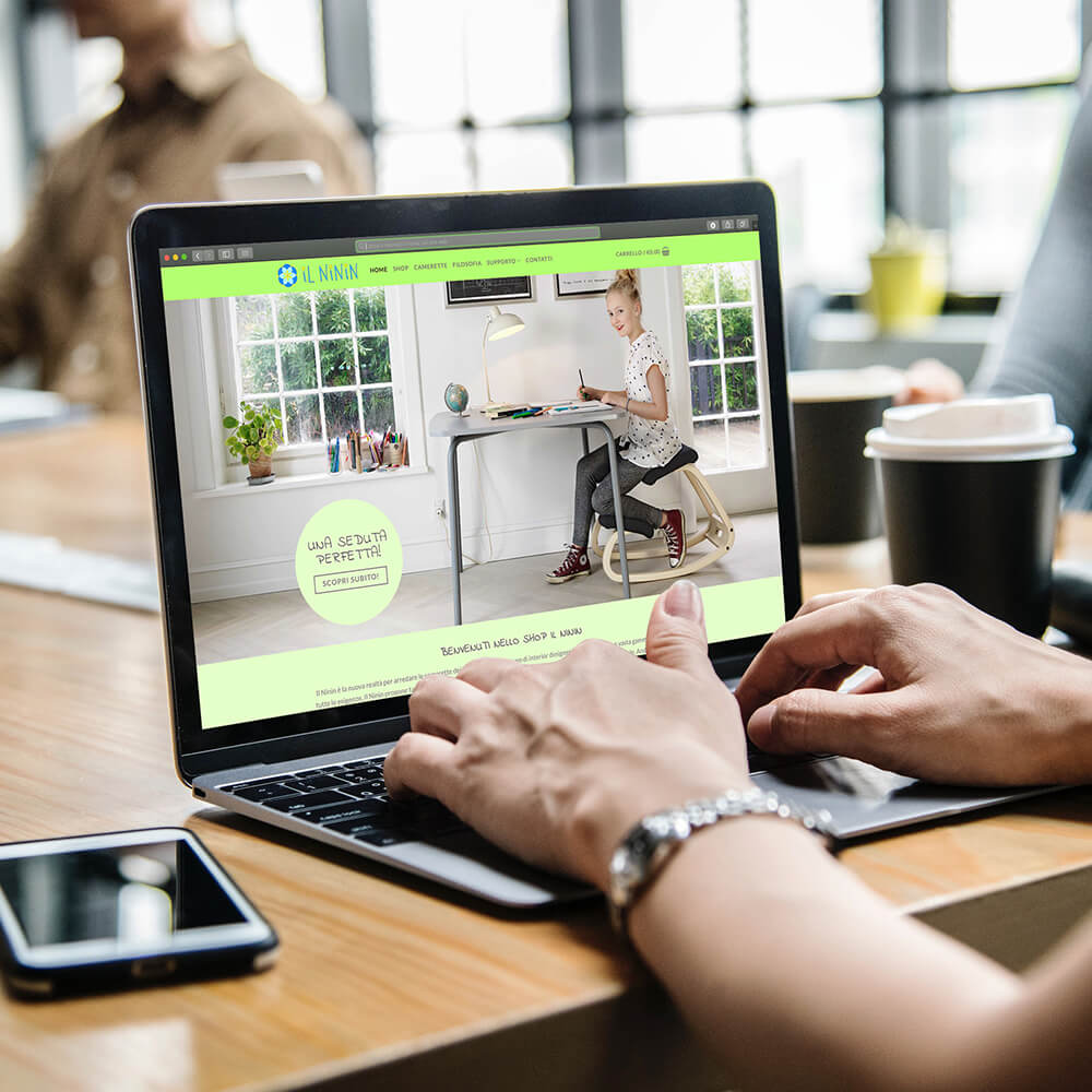 agenzia inspired sviluppa siti web aziendali ed e-commerce