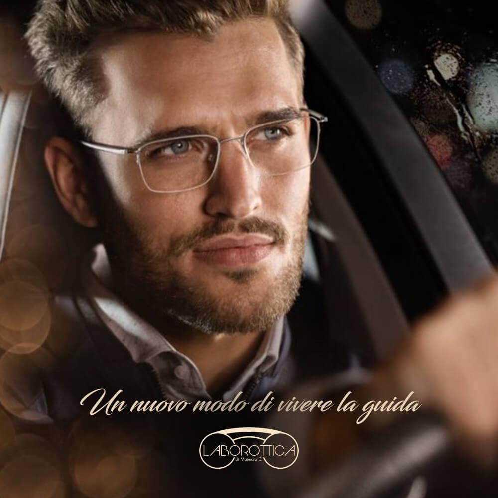 campagna sponsorizzata instagram lenti da guida