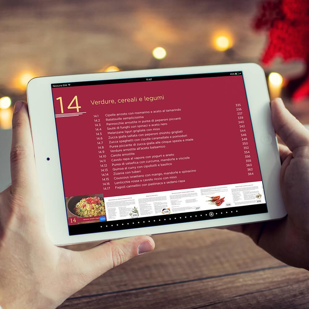 libro digitale alzheimer cliente alma scuola di cucina