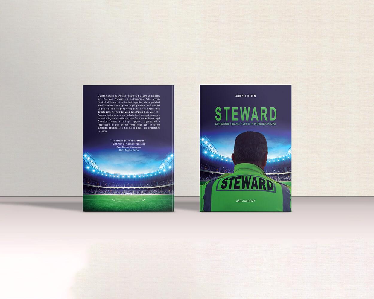 libro steward cartaceo digitale cliente a&d academy corsi di formazione