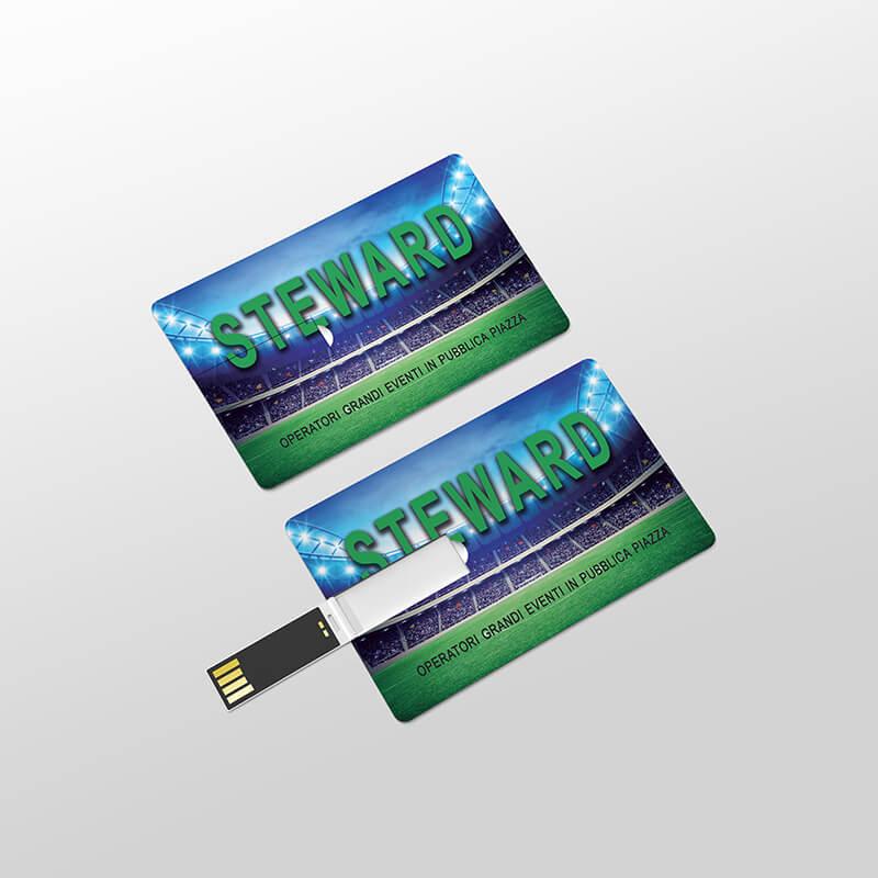 usb card personalizzate cliente a&d academy corsi di formazione