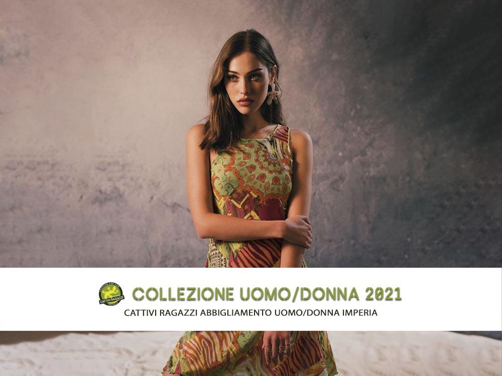 Campagna pubblicitaria Instagram e Facebook abbigliamento donna